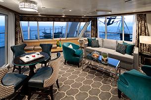 Aquatheater Suites Deck 9 On Symphony Of The Seas Royal Caribbean International