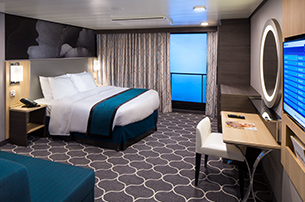 Royal caribbean international accessible interior for Balcony meaning
