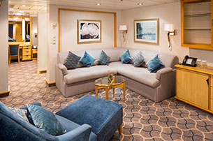 Royal Family Suite On Liberty Of The Seas Royal Caribbean International