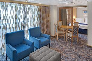 Deluxe Suites On Navigator Of The Seas Royal Caribbean International