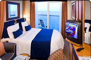 Dave Koz Cruise Deluxe Ocean View Cabin