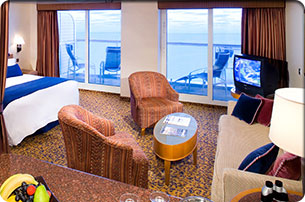 Dave Koz Cruise Grand Suite Cabin
