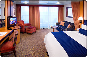 Dave Koz Cruise Junior Suite Cabin
