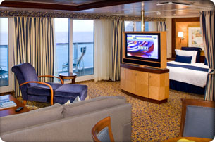 Dave Koz Cruise Owner's Suite Cabin