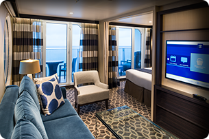 Sky Class - Superior Grand Balcony Suite