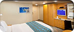 Accessible Large Ocean View Stateroom