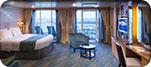 Junior Balcony Suite - Accessible