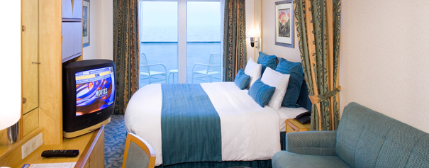 Adventure of the Seas Balcony Stateroom