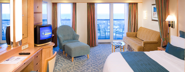 Adventure of the Seas Suites/Deluxe