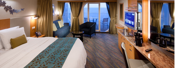 Allure of the Seas Suites/Deluxe