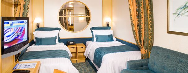 Liberty of the Seas Interior Staterooms
