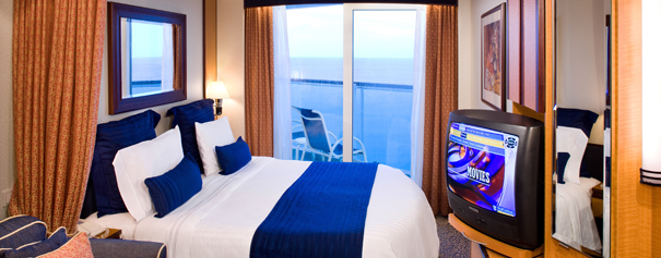 Serenade of the Seas Balcony Staterooms