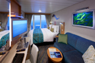 Allure of the Seas Balcony Staterooms
