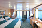 Independence of the Seas Suites/Deluxe