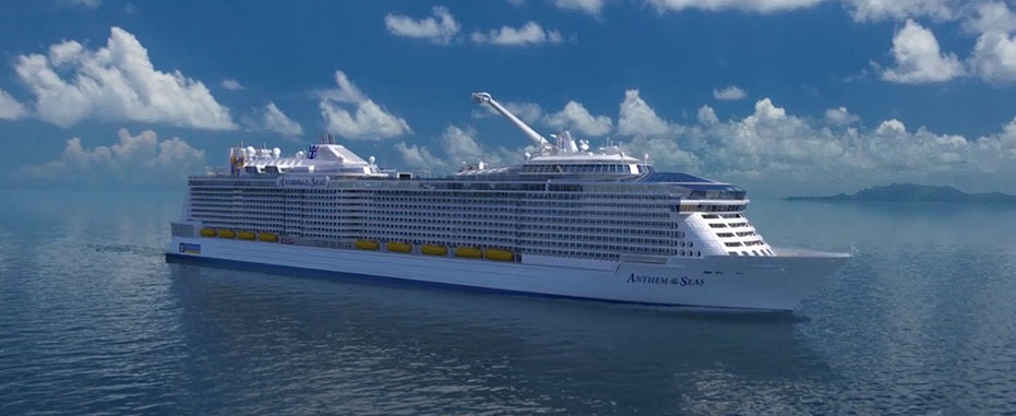 Anthem Of The Seas Royal Caribbean International