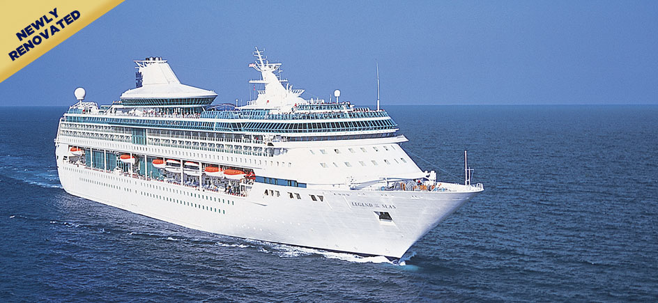 Royal Caribbean International's Legend of the Seas