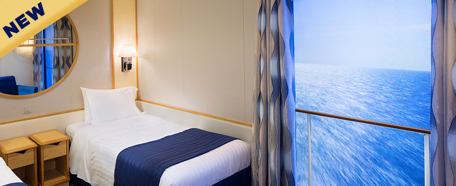 Voyager of the Seas Virtual Staterooms