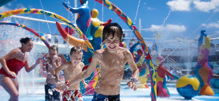 Vacations With Kids Royal Caribbean International - Best cruise ship for kids