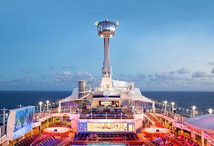 Celebrations onboard - Royal Caribbean International