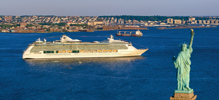 Cape Liberty New Jersey Royal Caribbean International - Royal caribbean cruise to nowhere