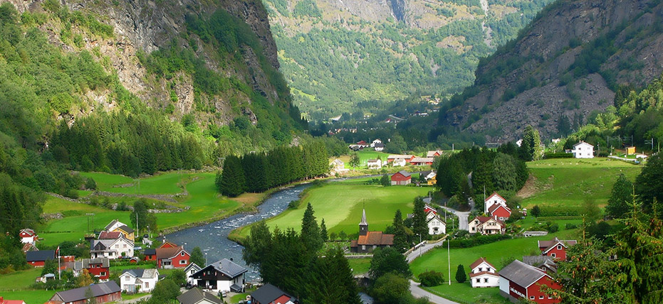 Flam Norway Royal Caribbean International
