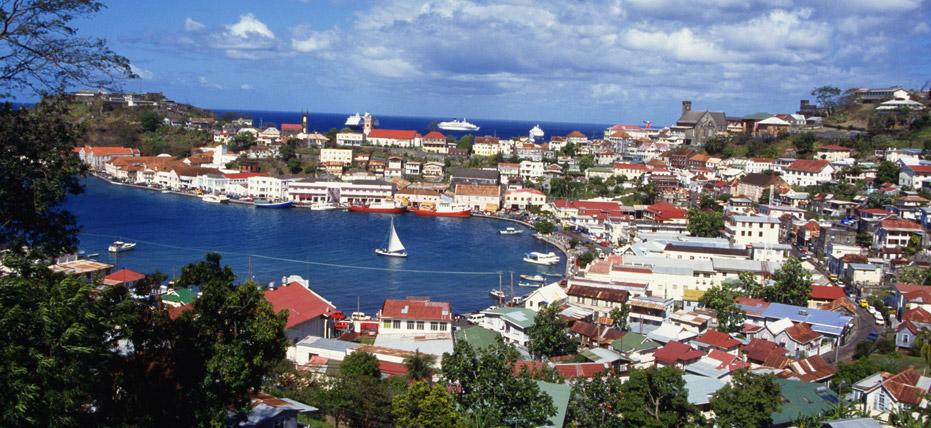 St Georges Grenada Royal Caribbean International