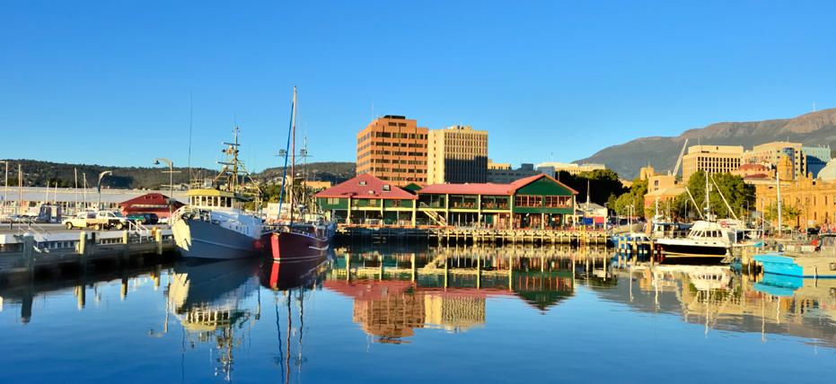 Hobart Tasmania Royal Caribbean International