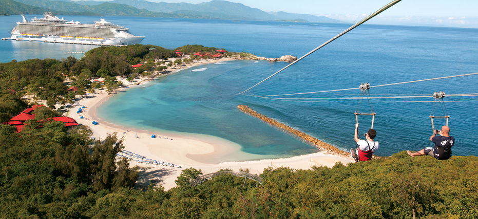 Labadee, Haiti