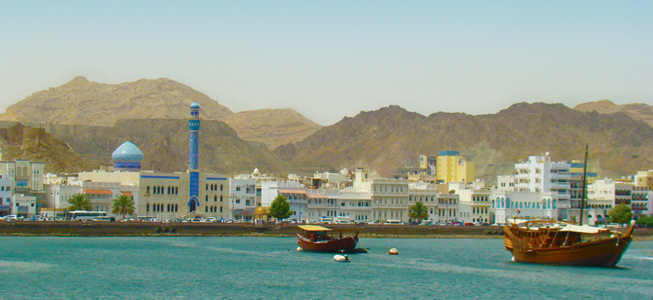 Muscat Oman  city photo : Muscat, Oman Royal Caribbean International