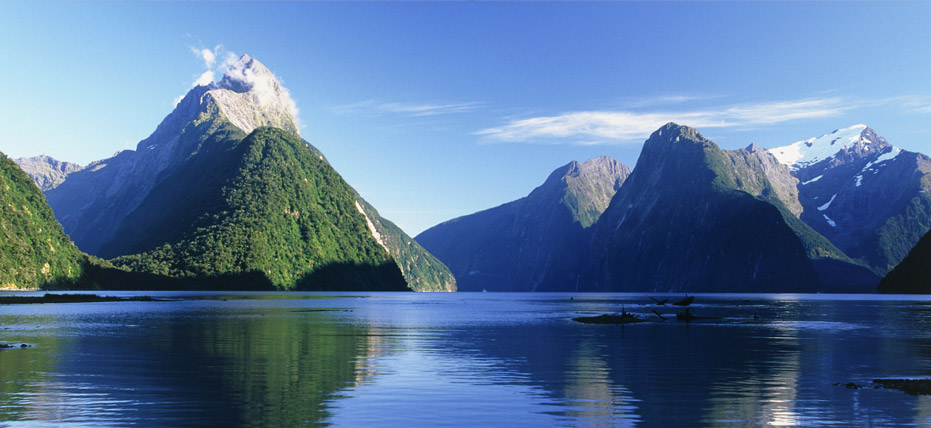 Milford Sound New Zealand Royal Caribbean International