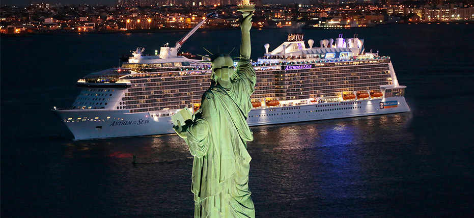 New York New York Royal Caribbean International - All inclusive cruises ny