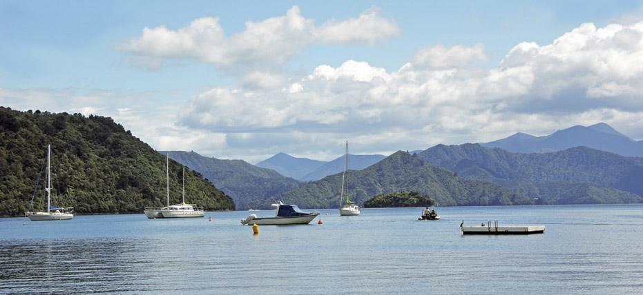 Picton New Zealand Royal Caribbean International
