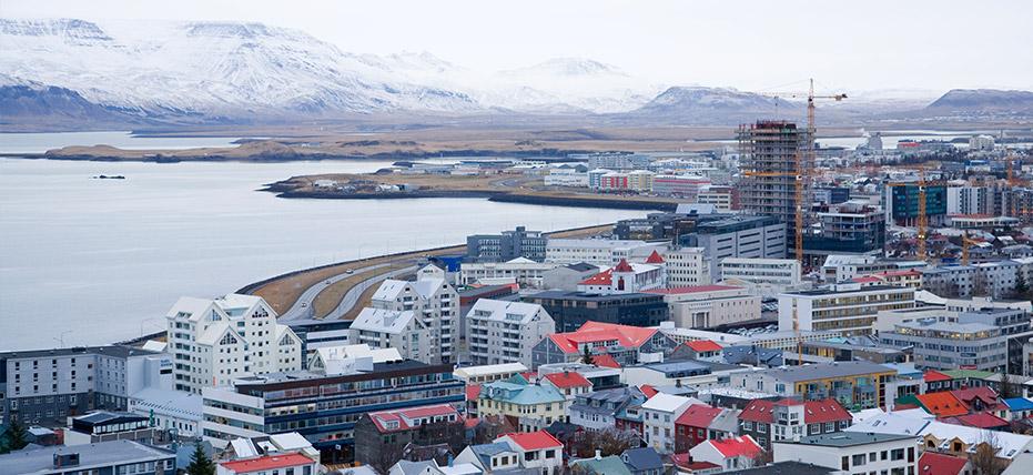 Reykjavik Iceland Royal Caribbean International