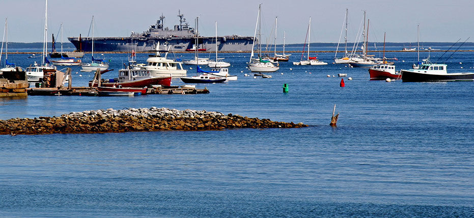 Rockland Maine Royal Caribbean International