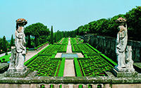 Pope's Summer Residence Vatican City and Its Gardens