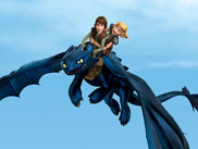 How to Train Your Dragon Ice Show