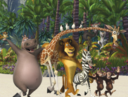 The Madagascar Aqua Show -