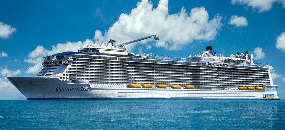 quantum of the seas   royal caribbean international