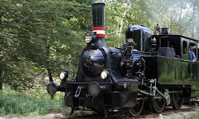 Full Steam Ahead Vrads