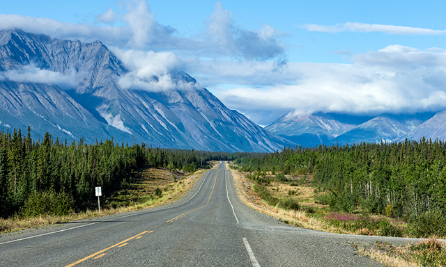 Haines Scenic Byway & Summit