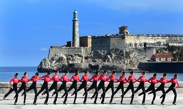 Havana's Dance and Art Scene