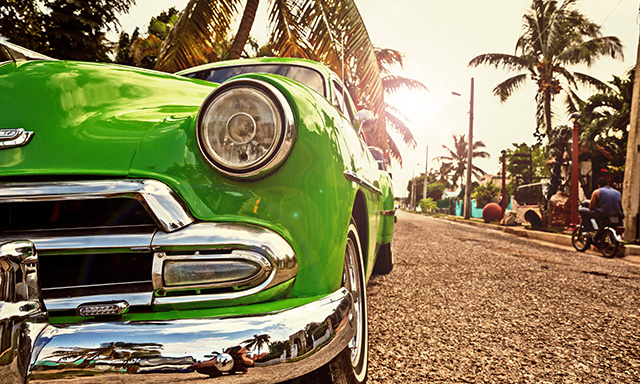 Havana by Classic American Car