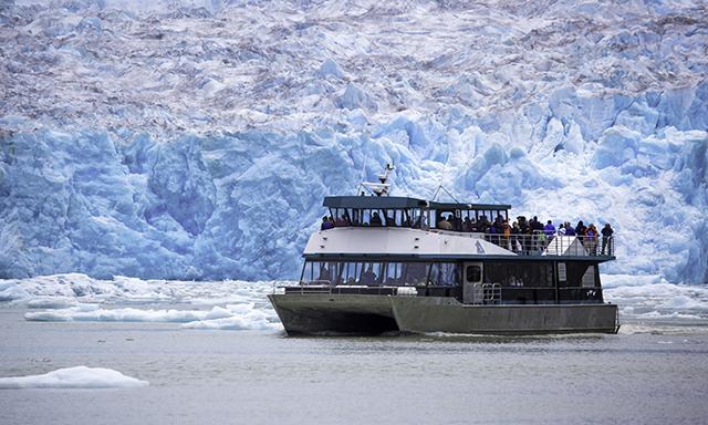 The Hubbard Glacier Wilderness Explorer