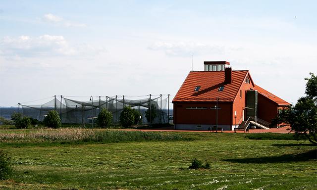 Lithuanian Provinces & Bird Ringing Station