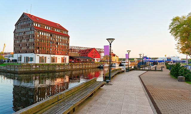 Klaipeda Walk & Svyturys Brewery