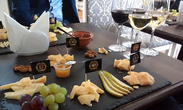 Lithuanian Wine & Cheese Tasting