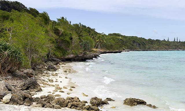 Luecila Beach and Scenic Drive