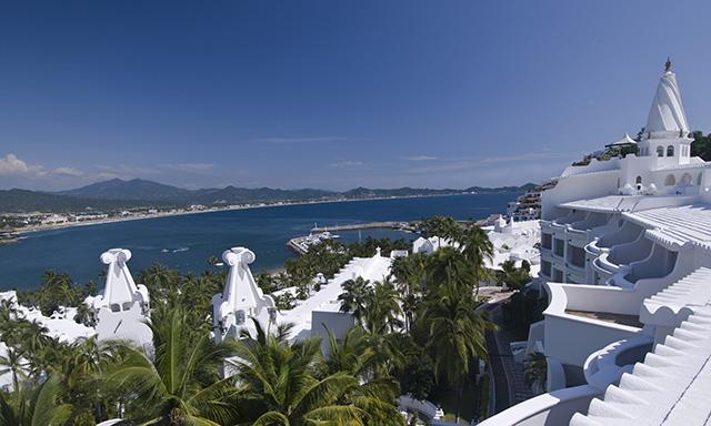 Las Hadas Beach Resort Getaway