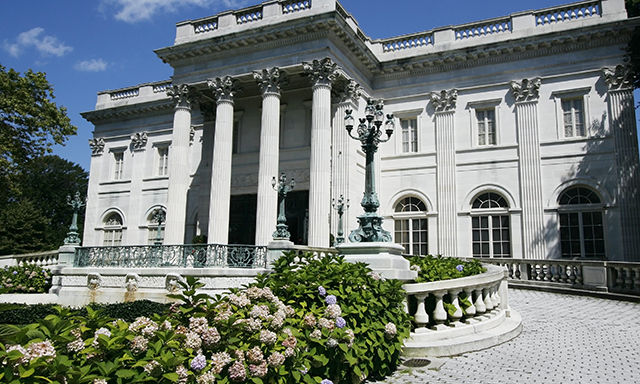 Vanderbilt's Newport