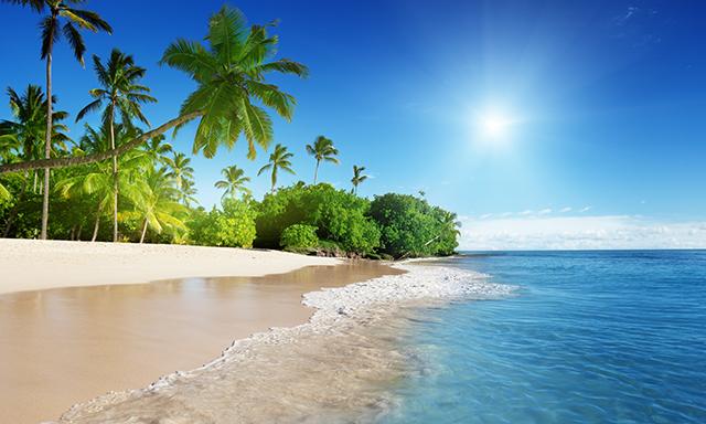 Pangaimotu Island Getaway